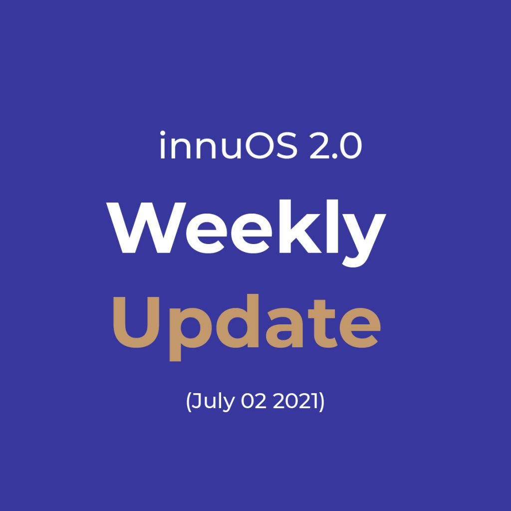 Weekly Update 02/07/2021