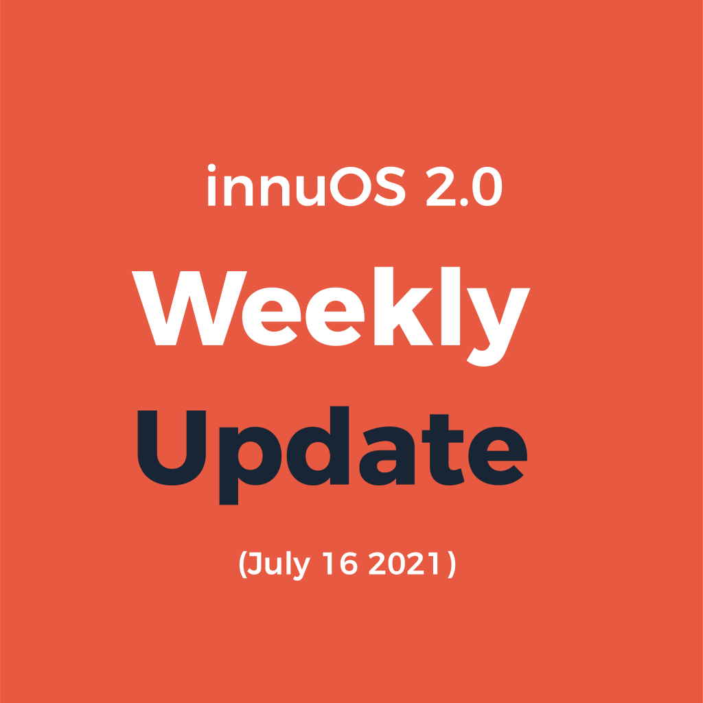 Weekly Update (16th July)