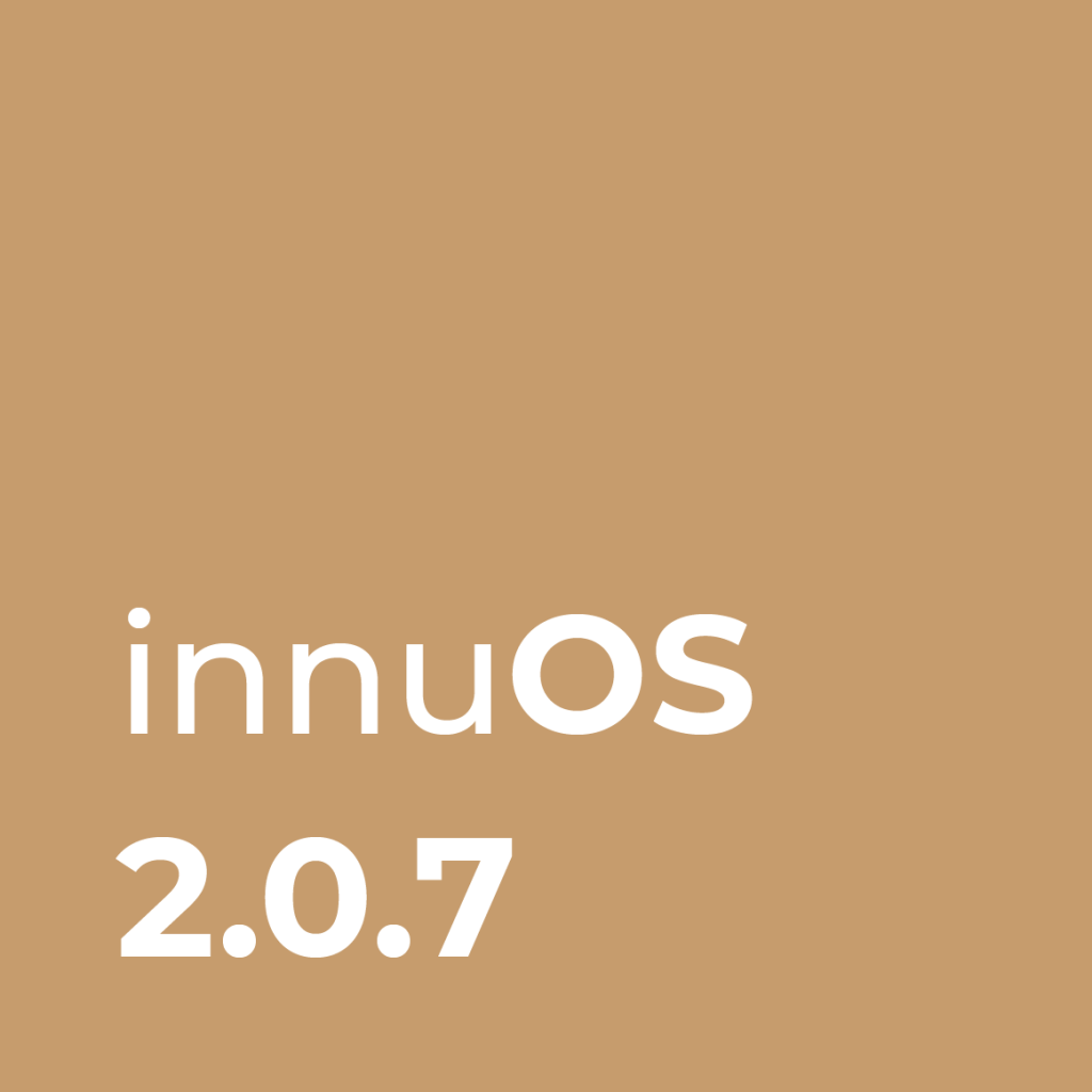innuOS 2.0.7 Released